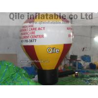 Inflatable Outdoor Advertising Balloons For Activity / Advertising earth balloon Manufactures