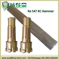 "5"" RE547 Reverse Circulation Drilling Hammer Down The Hole Drilling Tools Manufactures"