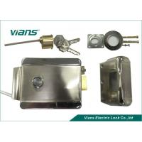 Quality VI - 600A Electric High Security Rim Lock with Rolling Latch , Opening Left or Opening Right for sale