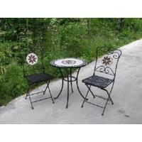 Quality Mosaic Bistro Sets (MSC-2) for sale