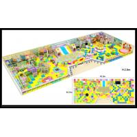 Special Design Kids Interested Indoor Soft Playground  Equipment for Kids Zone Manufactures