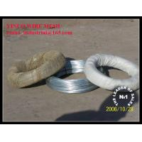 China Hot Dipped Galvanized Wire on sale