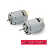 China RS-385 Automotive DC Motor , 12 Volt High Speed DC Motor With Carbon Brush on sale