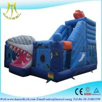 Hanselbaby pool with slide,large inflatable slides,buy bounce house wholesale Manufactures