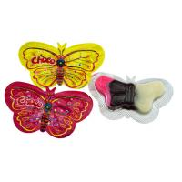 Butterfly Animal Shaped Chocolates Multicolored Attractive Pattern Design Manufactures