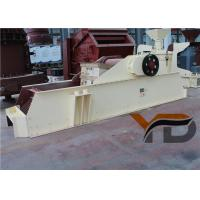 Single Deck Vibrating Screen Feeder Stable Reliable Working Performance Manufactures