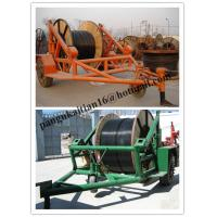 Buy cheap Sales Cable Trailer, Cable Reel Puller, factory reel trailers,cable-drum trailers from wholesalers