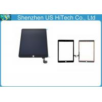 """16M Colors Original Ipad LCD Screen Pro 9.7""""  Replacement Part Black / White Manufactures"""
