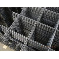 6x6 Galvanised Welded Wire Mesh Panels 10*10cm Mesh Opening Spraying Surface