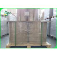 Grade AA 140gsm 170gsm Recyclable White Top Kraft Liner Paper For Packaging