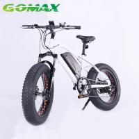 20 inch 6061 Aluminum alloy Frame fat tire electric bicycle dropship e bike for sale