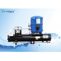 Refrigeration Water Cooled Cold Room Condensing Unit MT Series CE Approved Manufactures