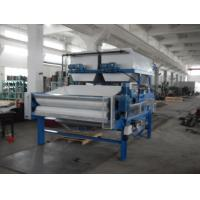 Sludge Dewatering Equipment belt filter press in sludge and wasting water treatment Manufactures