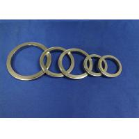Cobalt Chrome Alloy Valve Seat Ring Spare Parts High Wear Resistance Manufactures