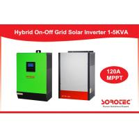 China 3Kw On/Off Grid High Frequency Solar Inverter 4000W Dc-Ac Pure Sine Wave Inverter on sale