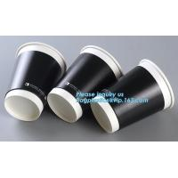 Quality Low Price High Quality 7Oz Paper Cup,3D PAPER CUPS DESIGN,ripple wall / double wall / single wall disposable coffee pape for sale