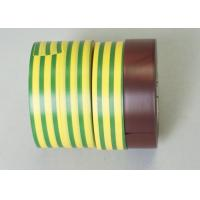 0.115MM Thickness Matte Surface PVC Electrical Tapes Black Rubber Adhesion Manufactures