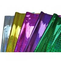 Holographci personalized premium Gift Wrapping Paper , christmas wrap Tissue paper Manufactures