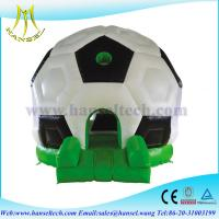 Hansel indoor rock climbing wall,inflatable play area,happy hop bouncy castle Manufactures