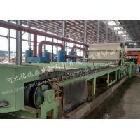 Quality 6 Million Sqm Mineral Wool Production Line , Acoustical Mineral Wool Ceiling Panel Machine for sale