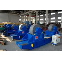 400T Heavy Loading Bolt Pipe Rotators For Welding , Lubrication System Manufactures