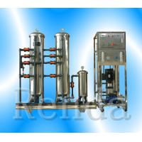 Mineral Water Drinking RO Water Treatment Systems For Purification / Water Softening Manufactures