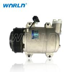 China Auto Ac Compressor 12 Volt Air Conditioner DKS17 for Nissan Caravan/URVAN E25 DIESEL/NV350 92600-VZ20P/92600-VZ20A 92600 on sale