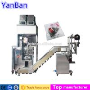 China 1g-10g Automatic nylon pyramidal tea bag packing machine on sale