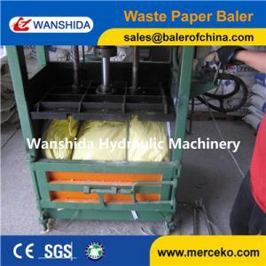 Vertical Waste Paper Baler Manufactures