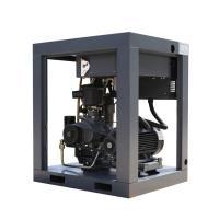 Export High Quality Air Cooling 20hp screw air compressor oil less compressor Manufactures