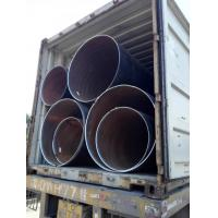 EN 10216-3 A1 2004 Seamless Steel Pipe For Pressure Purposes Manufactures