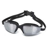 Anti - UV Adult One Piece Swim Goggles , Comfortable Swimming Goggles Manufactures