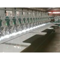 China Custom Industrial Computerized Embroidery Machine For Hats Simple Design on sale