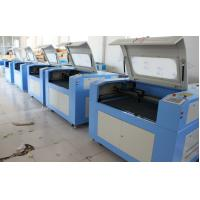 China Portable Laser Cutting Machine With Electric Up And Down Table For Wood / Glass on sale