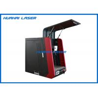 Light Weight Fiber Laser Marking System Strong Anti - Interference Ability Manufactures