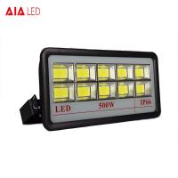 China Waterproof IP66 high power led flood lamps COB 500W LED Flood lights for project on sale
