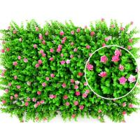 UV resistance waterproof artificial plant wall Manufactures