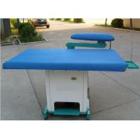 cheap steam flat ironing table for commercial laundry Manufactures