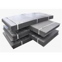 Good Tenacity Hot Rolled Steel Plate With Brushed / 2B / BA Surface Manufactures