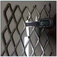 expandable sheet metal diamond mesh Manufactures