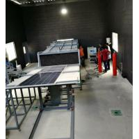 UL 790 Flame & Burning Material Test Equipment For Solar Cell Spread