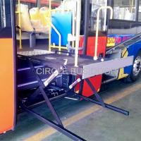 China Bus Wheelchair Lift,installed in bus door step(BWL200I) on sale
