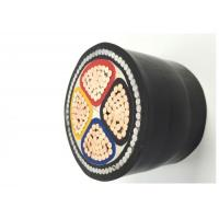 China SWA PVC Armoured Low Voltage Flexible Cable Low Smoke Zero Halogen Wire on sale