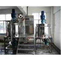5000L Pharmaceutical Ointment Vacuum Emulsifying Machine Manufactures