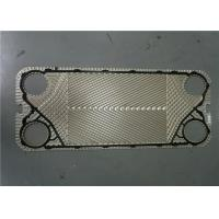 FP205 Funke Gaskets , Industrial Heat Exchanger Gaskets Rubber Sealing Reusable Manufactures