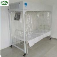 Movable Laminar Flow Bed Powder Coating Steel Low Noise Fan For Srious Patient Manufactures