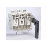 HGLR-250/3 3 Phase Fused Disconnect , AC 380V / 660V  Fuse Isolator Switch Manufactures
