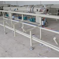 China Double Electric PVC Pipe Extrusion Line , PVC Conduit Pipe Making Machine on sale