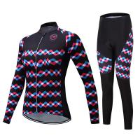 Outdoor Fashion Riding Wear Custom Jersey Design Soft Cycling Clothing 100% Polyester Dry Fit Colorful Cyclist Suits Manufactures