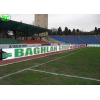 P10 RGB Football Stadium LED Display , 5000hz High refresh rate 5 year warranty Manufactures